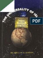 En the Universality of Islam