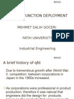 Qfd Mehmet Salih Goceri