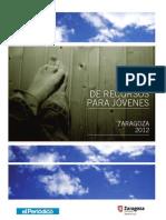 Guia de Recursos Para Jovenes Zaragoza 2012