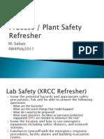 2 Safety Refresher