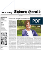 The South Sydney Herald Clips (March 2010)