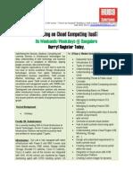 Cloud Computing Course Hub 9 Solutions