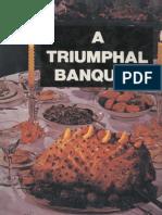 A Triumphal Banquet - Schambach
