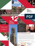 Flyer de Novelle Van Utrecht