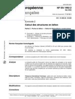 Eurocode EC2-2 pont