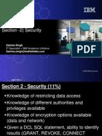 2) Security