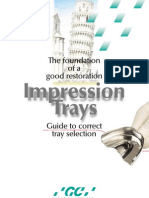 Impression Trays