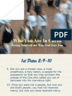 Who Are You in Christ