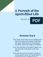 Spirit Filled Portrait Romans