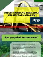 Polusi Tambang Terhadap Air Sungai Mahakam