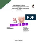 Caso Apendicitis aguda