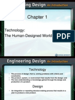 Chapter 1 - Technology the Human-Designed World