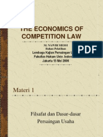 (2)the Economics of Competition Law
