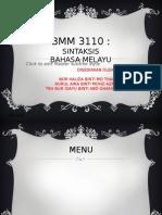 Bmm 3110 Power Point