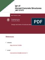 ULS Reinforced Concrete Design