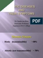 Abiotic Diseases