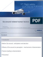 K- Go-Around Related Human Factors