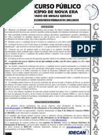 PROFESSOR DE LÍNGUA ESTRANGEIRA MODERNA (INGLÊS)