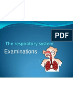 The Respiratory System Medical English Project.aus 221 Sodnomjamts and Telmen