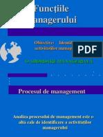 FUNCTILE MANAGEMENTULUI