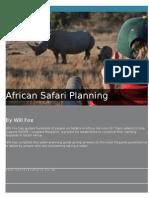Safari Planning Guide