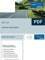 BPL - Credit Risk Analysis_24032011