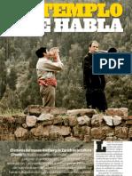 Gestión Cultural en Museo Chavín de Huántar