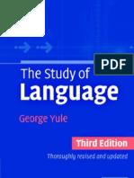 Morphology 2 by Yule George (2007)