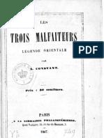 1848 Les Trois Malfaiteurs Gallica