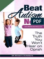 Beat Autismnow