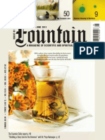 THE FOUNTAİN    --A MAGAZINE OF SCIENTIFIC AND SPIRITUAL THOUGHT--  MAY • JUNE 2011