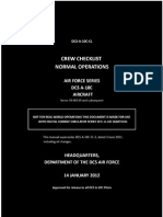 DCS a-10C Operator Checklists 8b