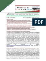 Boletim Notcias Da Terra e Da Gua Ed 04 _cpt Assessoria de Comunicao