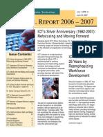ICTAnnualReport2006-2007