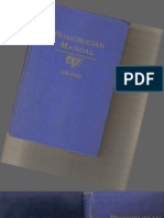 Rosicrucian Manual 1927