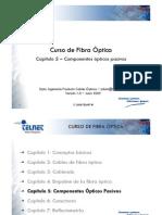 Curso de Fibra Óptica - Capítulo 5-Componentes