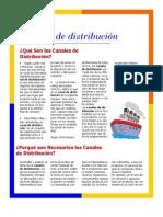 Canal de Distribucion Ilustrado Carmen Lopez