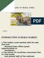 Rural Retailing