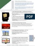 The CenSEI Report (Vol. 2, No. 15, April 16-22, 2012)