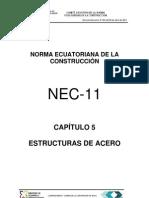 NEC_Estructuras de Acero