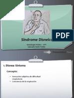 Disnea Semiologia