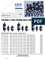 Catalogo Filtros Valvulas Tubo Succ.