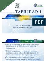 Presentacion Balance General