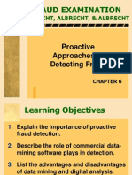 Ch06 Proactive Approach to Detecting Fraud