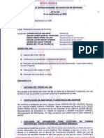 Acta 20- 2009