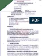 Acta 26- 2009