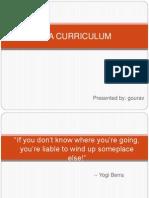 Bba Curriculum