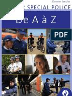 de a a z police