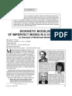 Bio Kinetics Model