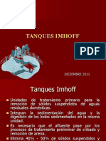 Tanques Imhoff